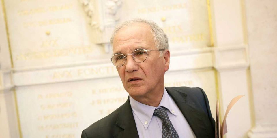 Le président de la Commission des finances à l'Assemblée Gilles Carrez dans l'oeil du fisc