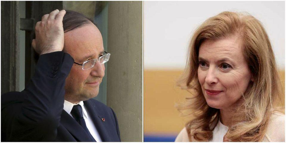 Pour répondre à Valérie Trierweiler, le député PS Eduardo Rihan Cypel souhaite que Hollande raconte lui-même son histoire