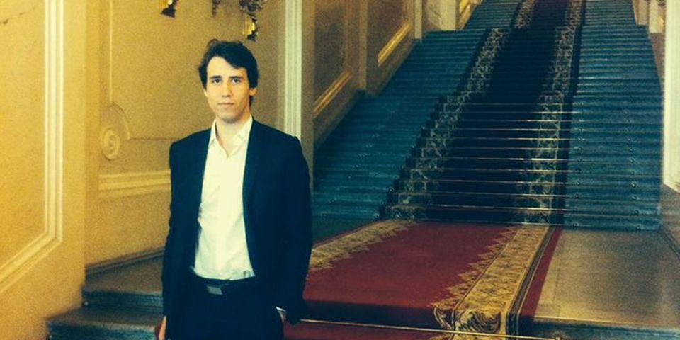 Le président des Jeunes de la Droite populaire, Pierre Gentillet, quitte Les Républicains
