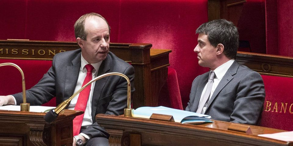 Le président PS de la commission des lois de l'Assemblée, Jean-Jacques Urvoas, assure qu'il refusera un secrétariat d'Etat (si on le lui propose)