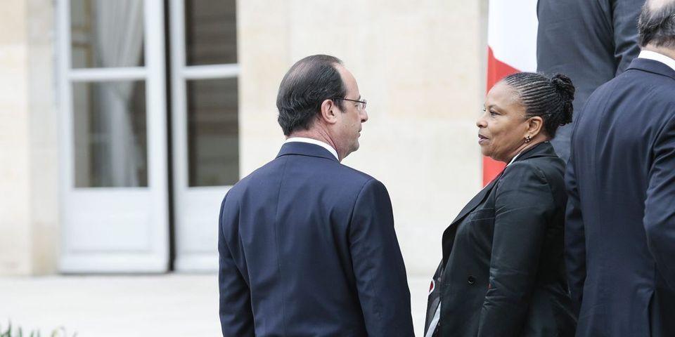 """Le reproche de Christiane Taubira envers la """"trop grande élégance institutionnelle"""" de François Hollande"""