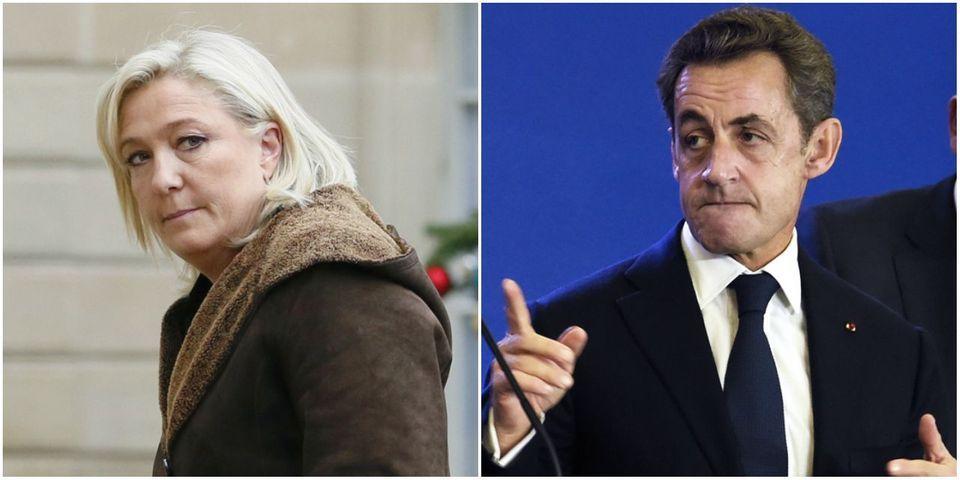 """Le réquisitoire de Jean-Christophe Cambadélis contre Nicolas Sarkozy et Marine Le Pen, qui """"n'ont pas été bons"""" dans la gestion des attentats"""