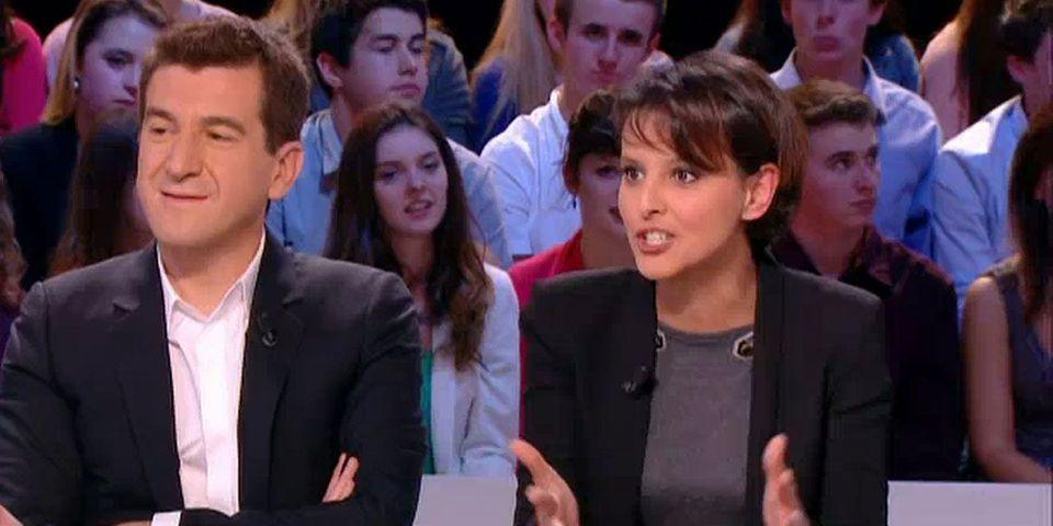 Nicolas Sarkozy a confié à Najat Vallaud-Belkacem qu'il rêvait d'être ministre des Sports