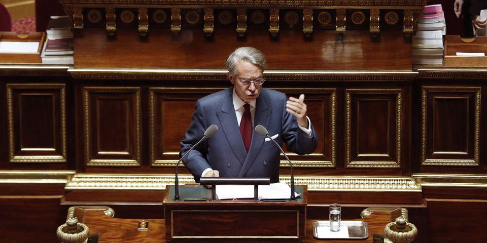 Le sénateur UMP Philippe Marini démissionne de son mandat de parlementaire