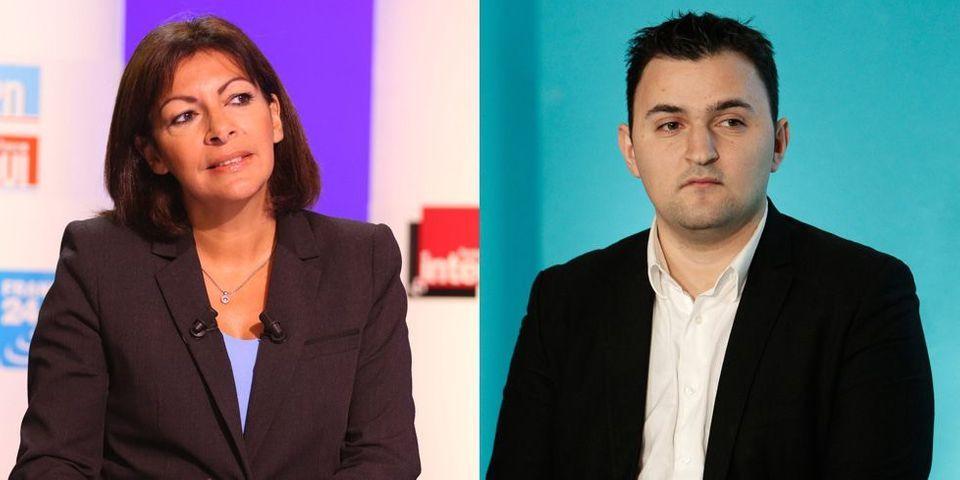 Le seul élu Modem de Paris, Jean-François Martins, choisit Anne Hidalgo contre Nathalie Kosciusko-Morizet