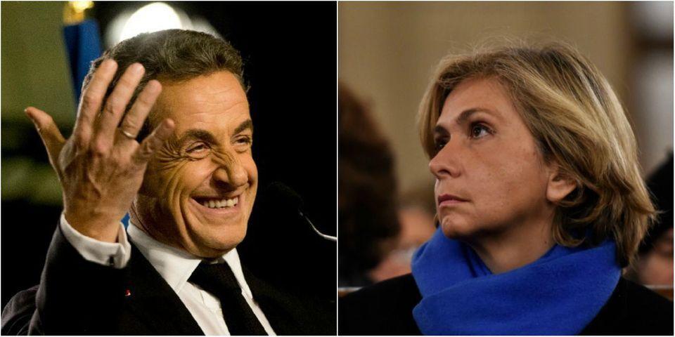 Le SMS *subtil* de Nicolas Sarkozy à Valérie Pécresse pour obtenir son soutien