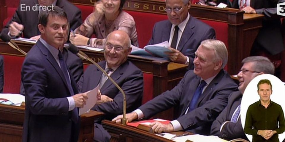 Le spectacle des questions au gouvernement du 23 octobre