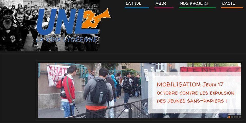 Le syndicat lycéen Fidl porte plainte après le piratage de son site internet