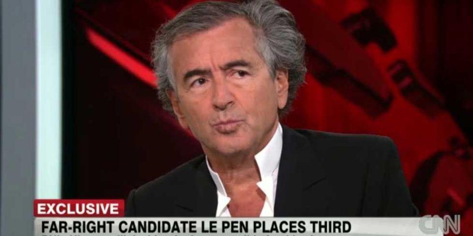 Le très timide soutien de BHL à Hollande