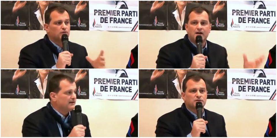 Le vice-président du FN Louis Aliot dresse un parallèle entre les obsèques de Charb et un enterrement nazi