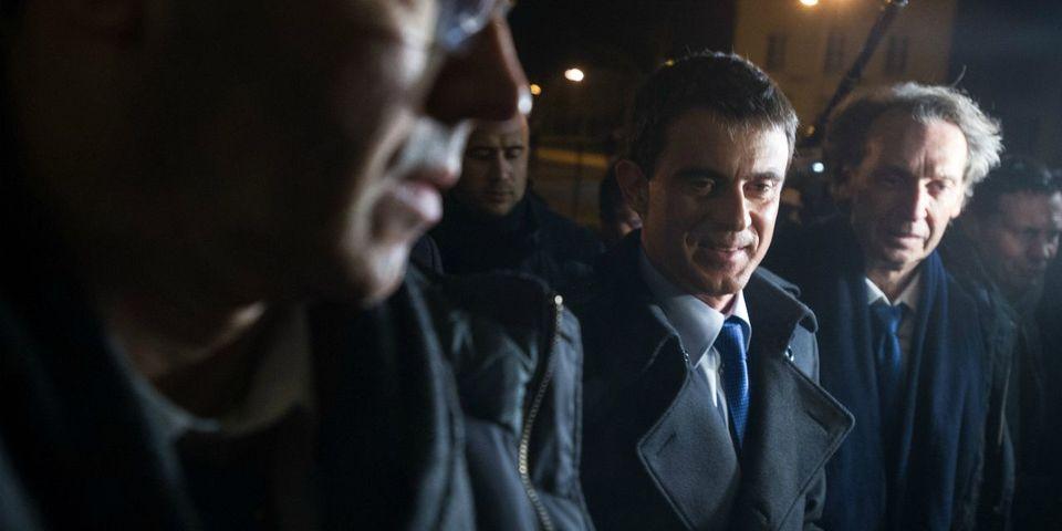Législative partielle dans le Doubs : la CGT coupe l'électricité au meeting de Manuel Valls