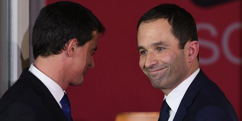 Législatives : Benoît Hamon soutient le candidat PCF Michel Nouaille contre Manuel Valls
