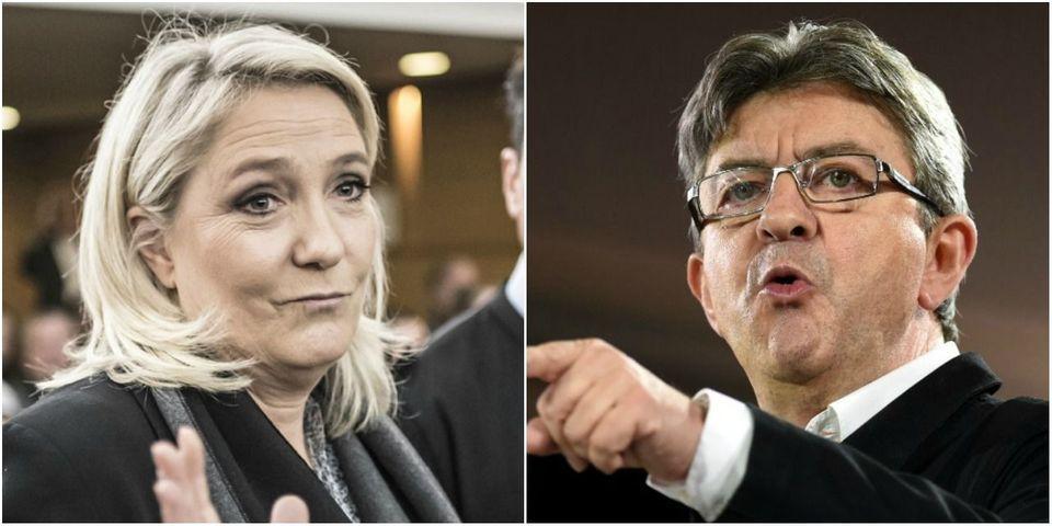 Législatives : FN et France insoumise en grosse perte de vitesse par rapport à la présidentielle