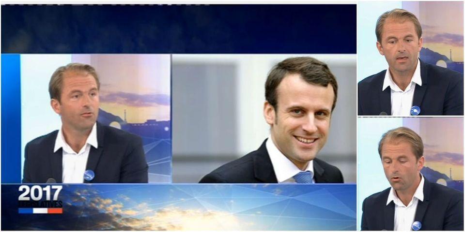 Législatives : le candidat LREM au Touquet met en avant le soutien du candidat FN pour le 2nd tour