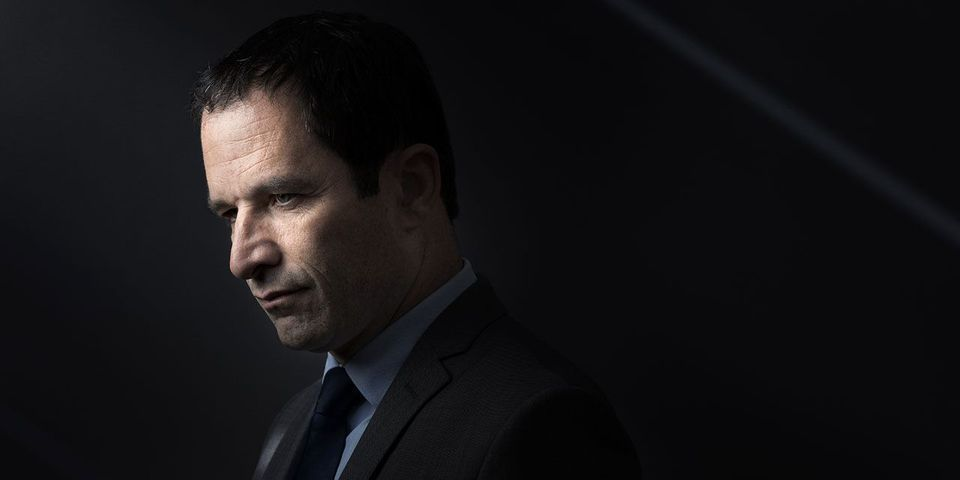 Législatives : le désarroi de Benoît Hamon qui, éliminé, se compare à Sisyphe