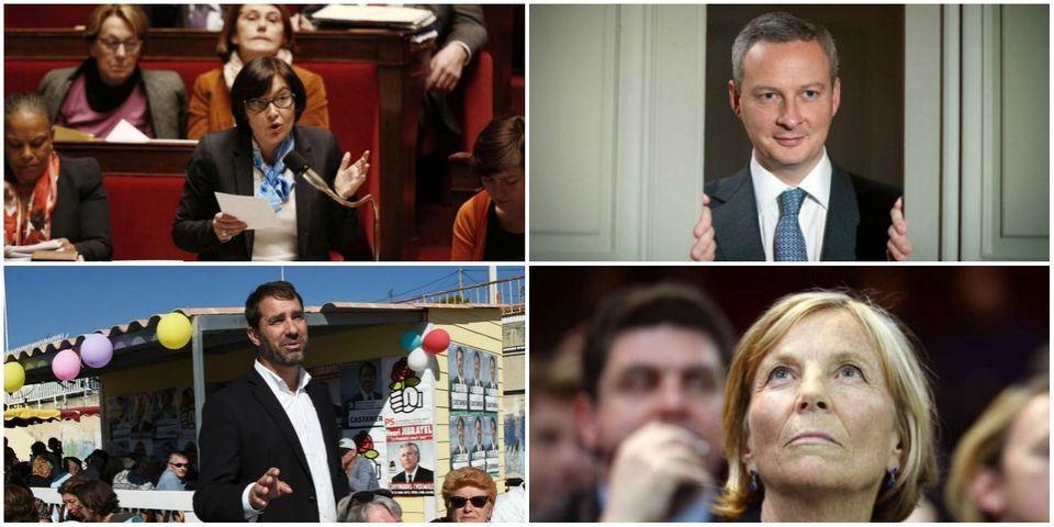 Législatives : les résultats du premier tour des ministres-candidats qui jouent leur maroquin