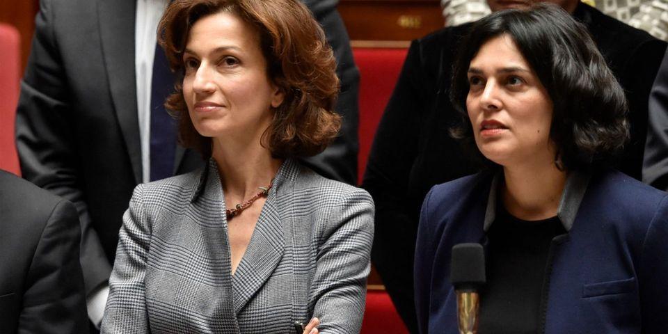 """Législatives : Myriam El Khomri balance qu'elle n'est """"pas parachutée comme Audrey Azoulay"""""""