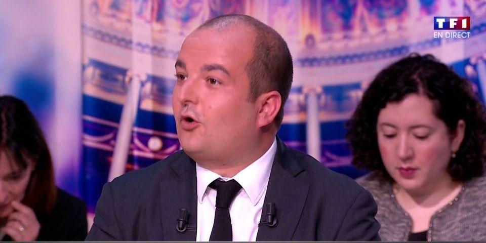 """Législatives : pour David Rachline (FN), """"l'abstention massive délégitime le succès relatif d'Emmanuel Macron"""""""