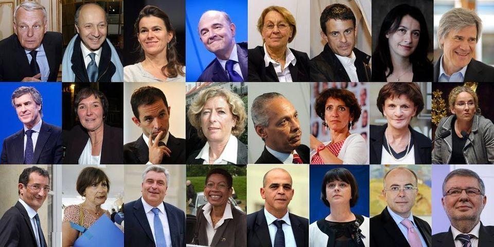 Législatives : résultats des 24 ministres candidats