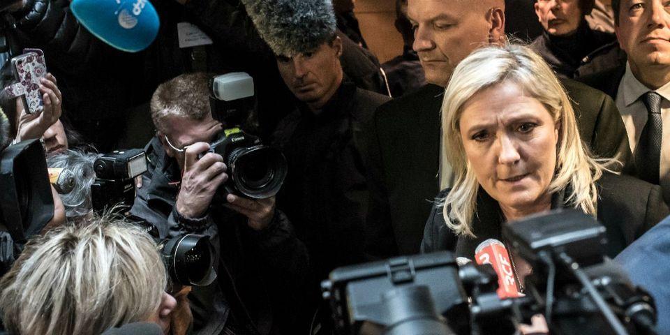 L'élu FN qui veut se présenter contre Marine Le Pen suspendu du parti après ses critiques contre la direction
