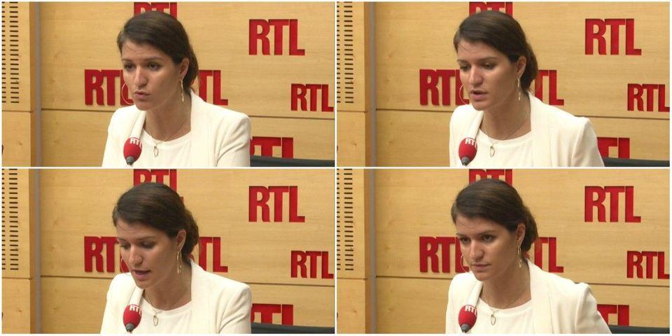 L'énorme langue de bois de Marlène Schiappa pour ne pas parler du flou de Macron sur la PMA