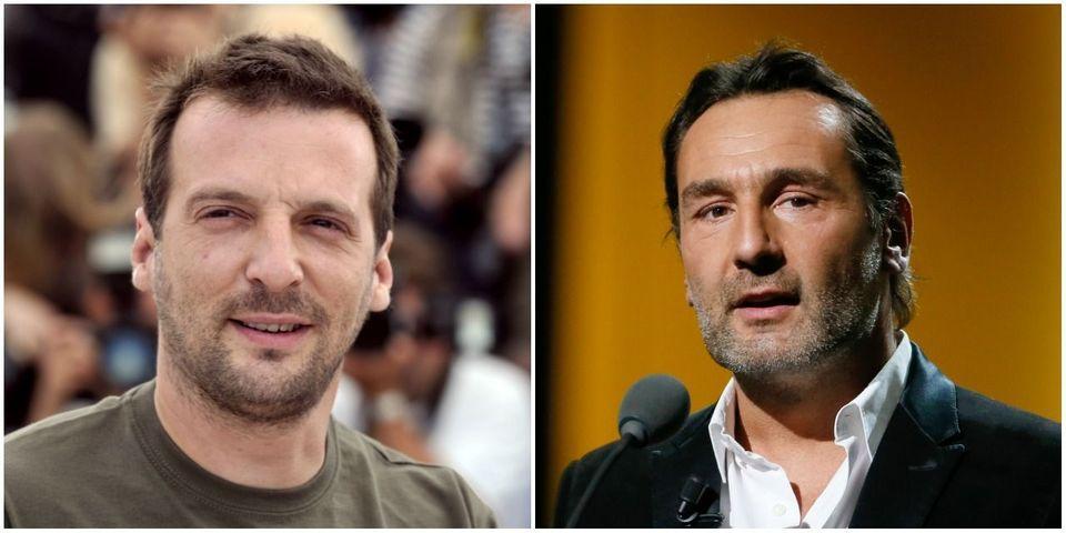Les acteurs Gilles Lellouche et Mathieu Kassovitz insultent Nicolas Dupont-Aignan après son ralliement à Marine Le Pen