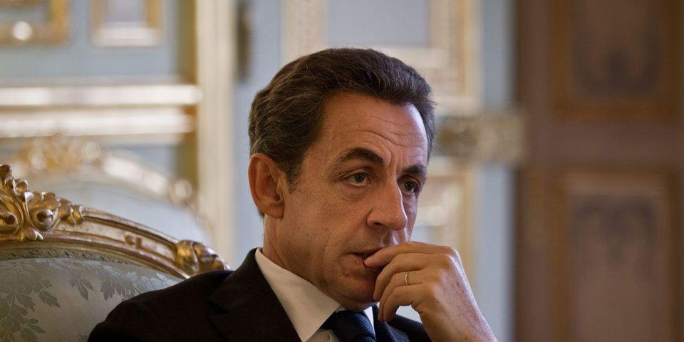 Les chiens de Nicolas Sarkozy ont saccagé une partie du mobilier de l'Élysée