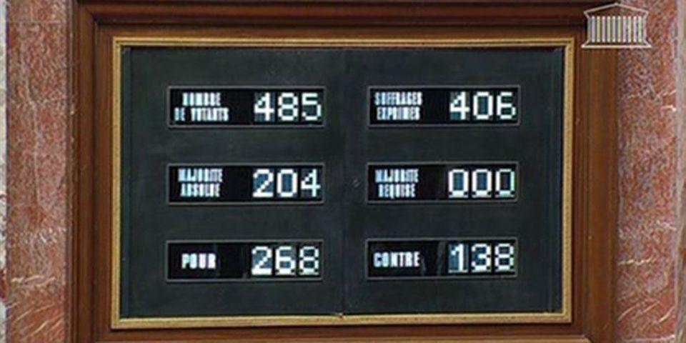 Les députés adoptent la loi prostitution en première lecture par 268 voix contre 138