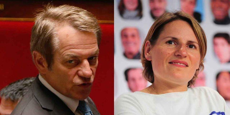 Les députés PS Dominique Lefebvre et Valérie Rabault en lice pour prendre la place de Christian Eckert au poste de Rapporteur général du budget