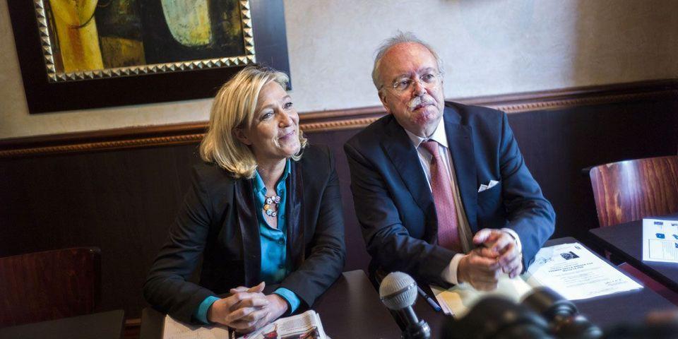 Les désaccords des cadres du FN sur la liberté d'expression dans le parti de Marine Le Pen