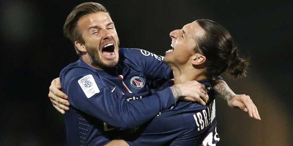 Les élus parisiens s'emparent du titre de champion de France du PSG