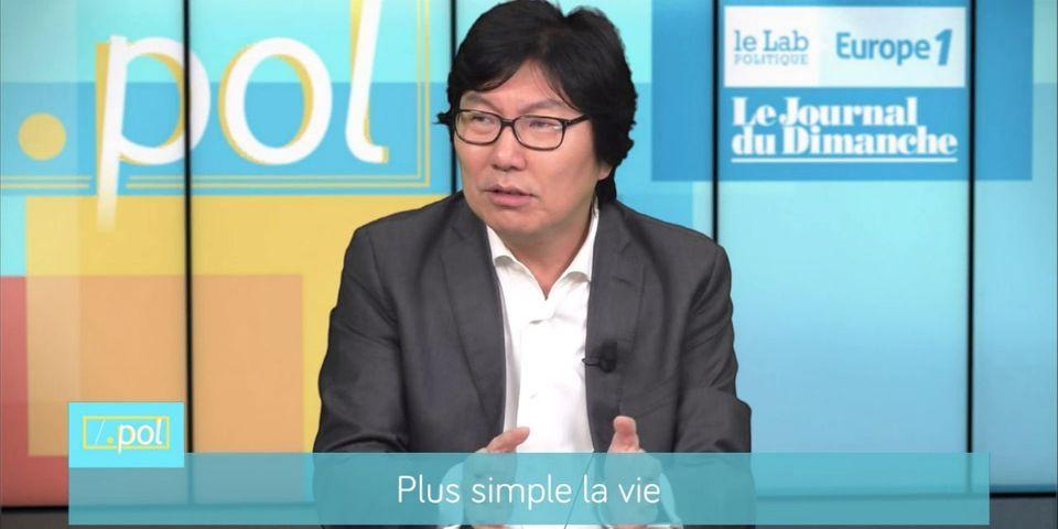 """Les étranges arguments de Jean-Vincent Placé sur le """"fichier des Français"""""""