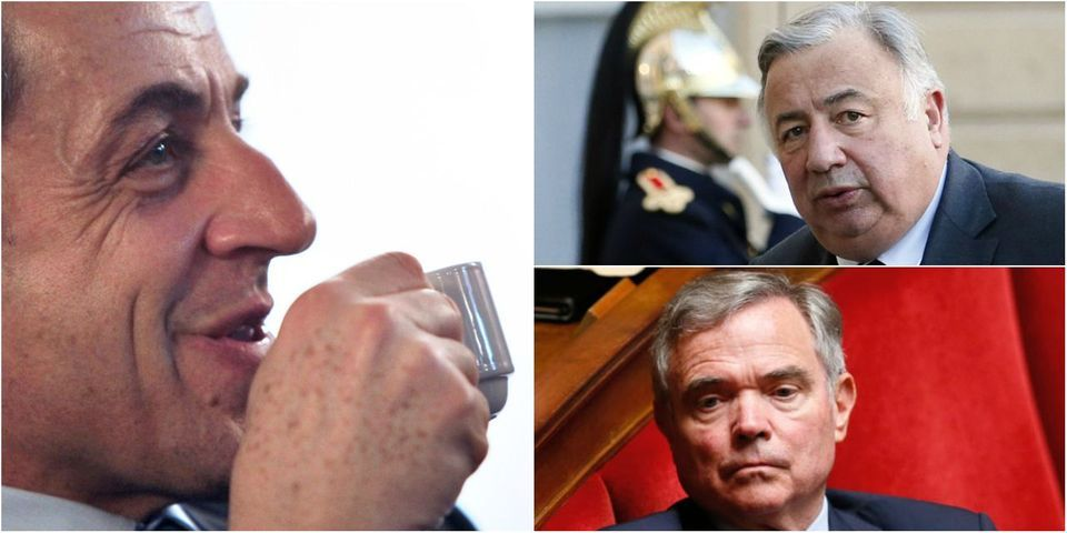 Les fillonistes Larcher et Accoyer consultent Sarkozy pour l'après-Fillon