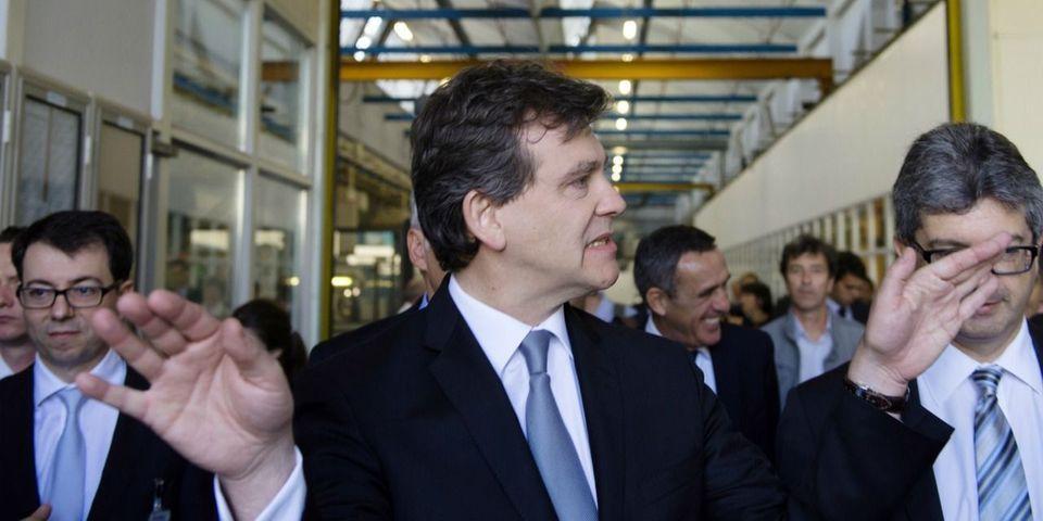Les frondeurs accueillent la tribune d'Arnaud Montebourg dans le JDD avec enthousiasme
