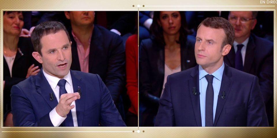 """""""Les gens qui ne sont rien"""" : Hamon souligne la répétition de """"ce genre de dérapage"""" de Macron"""
