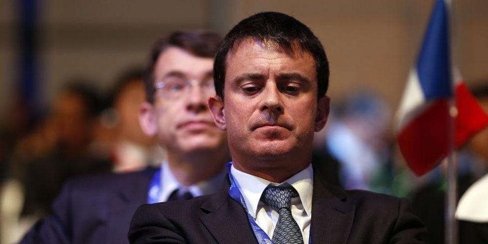 """Les jeunes écolos veulent """"offrir à Manuel Valls une carte à l'UMP"""""""