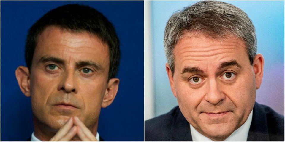 Les petits commentaires post-régionales de Valls sur Bertrand et Sarkozy