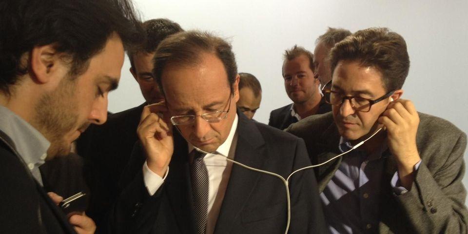 """Les photos de campagne du """"communicant"""" de Hollande"""