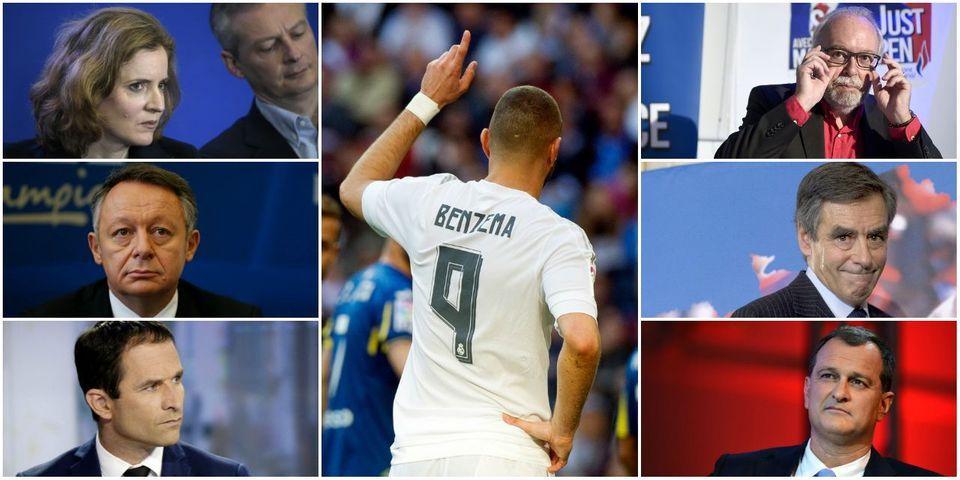 """Les politiques défendent Didier Deschamps, accusé par Karim Benzema d'avoir """"cédé à la pression d'une partie raciste de la France"""""""