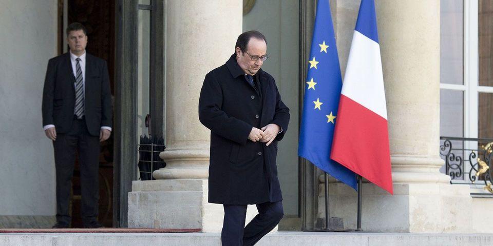 Les proches de Hollande font savoir qu'il n'a pas du tout apprécié l'interview de Macron