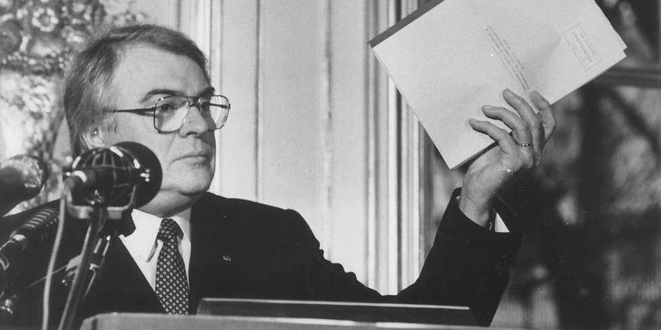 Les réactions politiques au décès de Pierre Mauroy