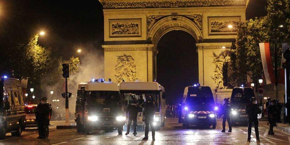 Les réactions politiques à la fête gâchée du PSG