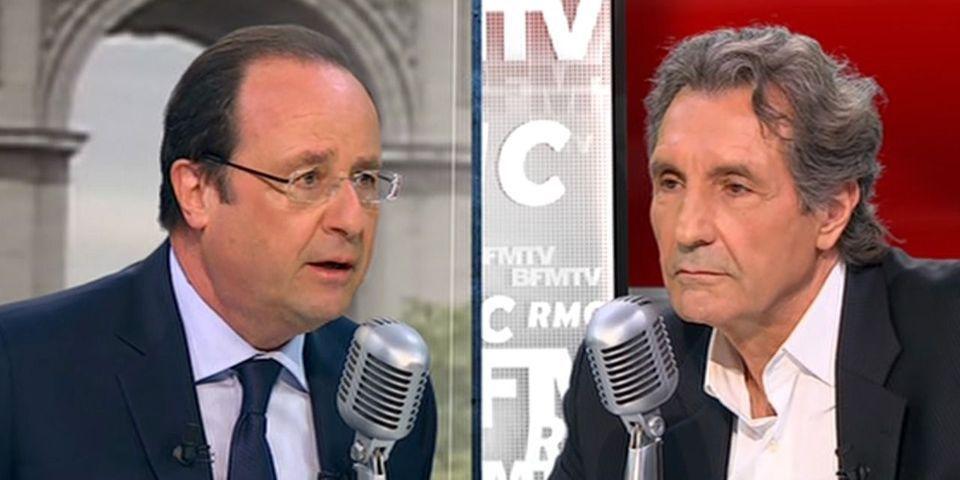 Les regrets de François Hollande, notamment sur la loi sur le mariage pour tous