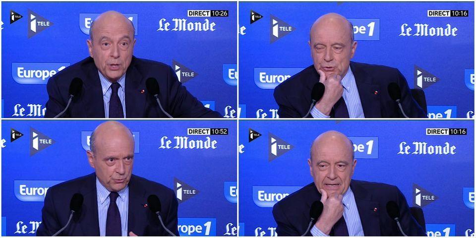 Les réponses pleines de sous-entendus d'Alain Juppé contre les autres candidats à la primaire de droite