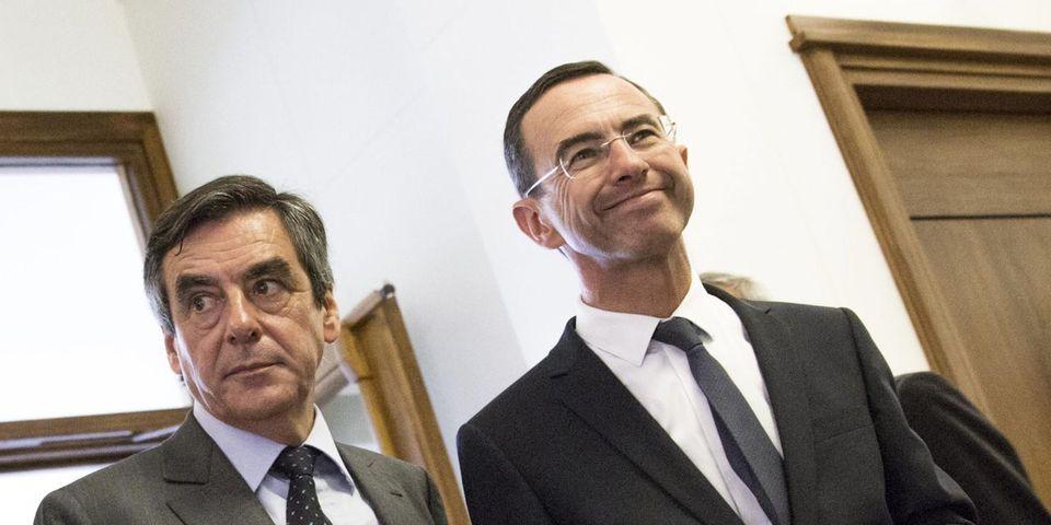 Les sénateurs UMP préfèrent le filloniste Bruno Retailleau au sarkozyste Roger Karoutchi pour présider leur groupe
