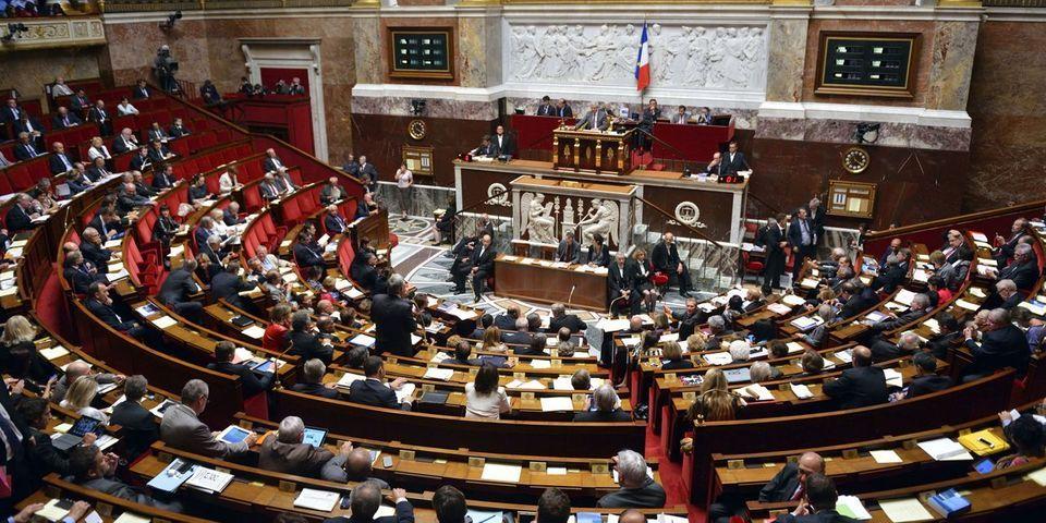 Les sept présidents de groupe à l'Assemblée nationale sont tous des hommes