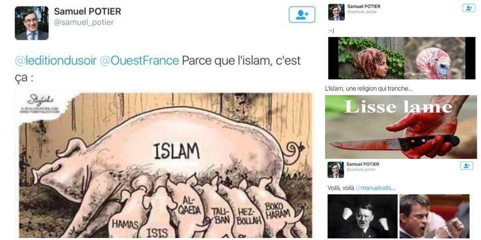Les tweets islamophobes de la tête de liste FN pour les régionales en Loire-Atlantique