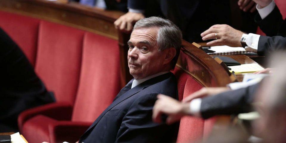 """Les Verts ne sont pas """"dans le pacte républicain"""", estime Bernard Accoyer"""