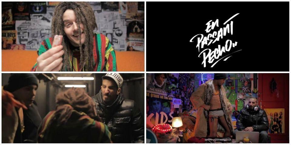 """Les vidéos """"sex, drugs & rap music"""" de Julien Hollande"""