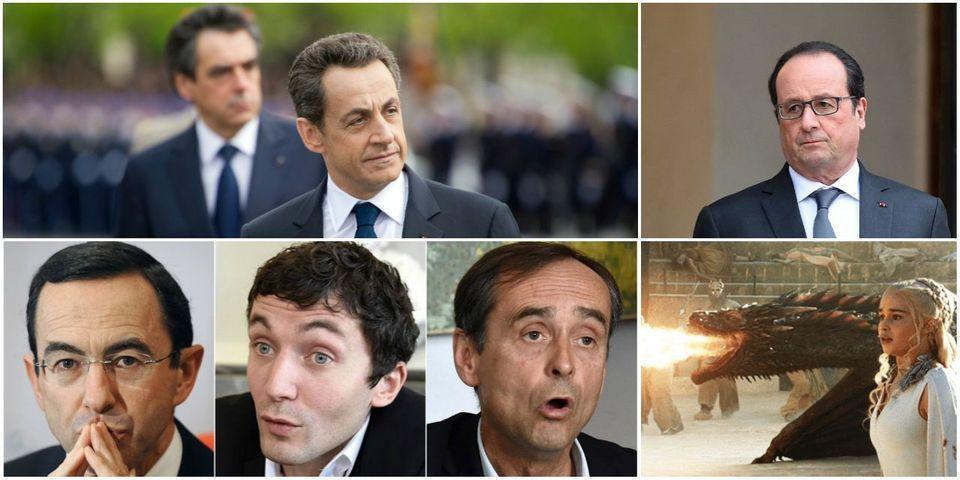 Les vieux arguments de Sarkozy et Fillon contre la déchéance de nationalité, article le moins lu de la semaine
